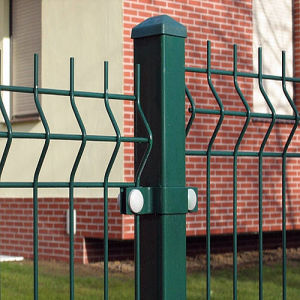 China Wholesale Powder Coated 3D Security Fence (3DSF) pictures & photos