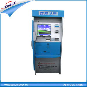 Interactive Digital Signage Touch Screen Multifunction Kiosk Terminal Machine pictures & photos