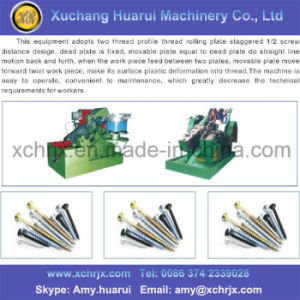 Full Automatic Thread Rolling Machine/Rebar Thread Rolling Machine pictures & photos