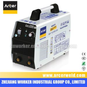 Professional Cellulose Electrode Inverter MMA Welding Machine pictures & photos