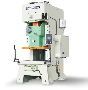 C-Frame Single Crank Punching Machine with ISO 9001 (15-400 Ton C1N series) pictures & photos