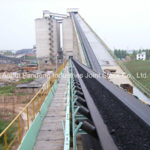 EPC of Belt Conveyor System Used for Cement/Power Plant/Metallurgy/Mining pictures & photos