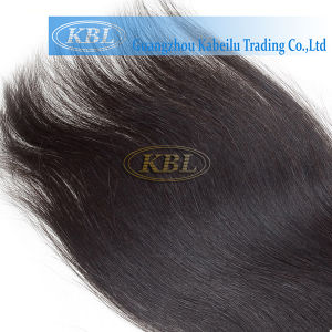Latest Coming Natural Middle Three Parting Lace Closure pictures & photos