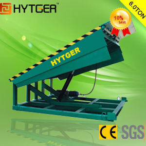 6 Ton China Factory Price Stationary Hydraulic Dock Ramp pictures & photos