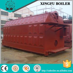 Double Drums Water Tube Horizontal Industrial Biomass Fired Steam Boiler pictures & photos