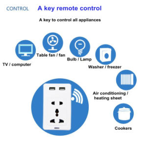 Mobile APP Remote Control WiFi Smart Timer Relay Socket