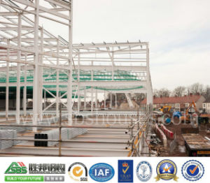 Standard Prefabricated Steel Structure Cinema Construction pictures & photos