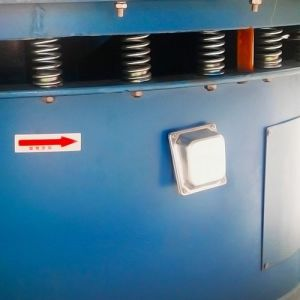 Food Industry Vibrating Screens for Flour, Salt, Sugar, Milk, Nuts pictures & photos