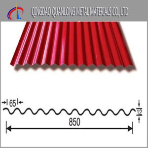 PPGI Color Coated Metal Roof Sheet pictures & photos