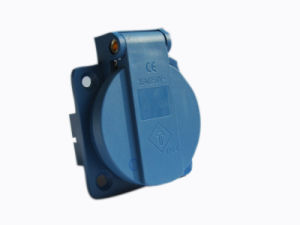 Industrial Schuko IP44 16A 2p+E Socket