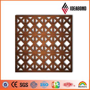 2017 CNC Aluminium Composite Panel for Decoration Usage pictures & photos