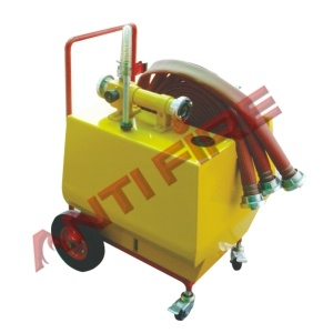 Trolly Foam Fire Extinguisher (150L) pictures & photos
