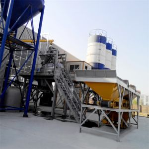 Hzs Series Mobile Concrete Mixing Plant pictures & photos