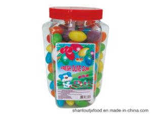 Colored Olive Bubble Gum 4.3G pictures & photos