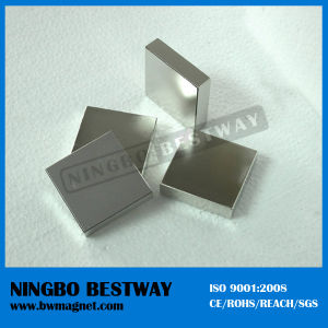 Manufacture N48 Sintered NdFeB Magnet Block pictures & photos