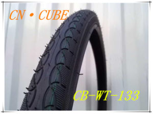 28*1.75 Natural Rubber High Quality Bicycle Tube Bicycle Tire pictures & photos