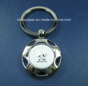 Jewelry/Auto Parts/Plastci Laser Marking Machine pictures & photos