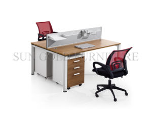 china chipboard melamine office furniture computer table