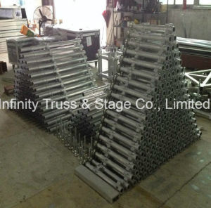 4X8FT Aluminum Mobile Stage Equipment for Concert Arena pictures & photos