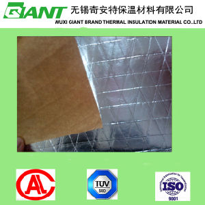 Facing Materials Aluminum Foil with Flame-Retardant Kraft Paper pictures & photos