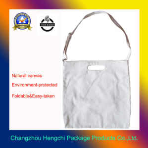 Canvas Shopping Bag/100% Cotton Shopping Bag pictures & photos
