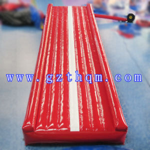 PVC Inflatable Air Track/Inflation Track for Wire Drawing Cloth pictures & photos