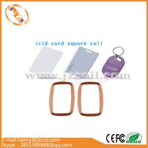 Square Coil for IC Thick Card/3.25uh Coil pictures & photos