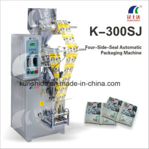 Four Side Sealing Automatic Packing Machine pictures & photos