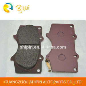 04465-0k090 Guangdong Cars Auto Parts Steel Fiber Brake Pads for Toyota pictures & photos