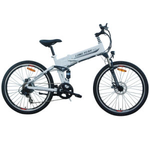 26′′ Foldable Electric Bike W Horse (TDE1301Z) pictures & photos