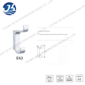 High Quality 304 Stainless Steel Simple Bathroom Hanger (E42) pictures & photos