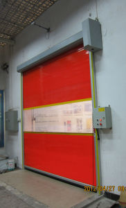 Automatic High Speed Rapid Roller Shutter Door for Pharmceutical Industry pictures & photos