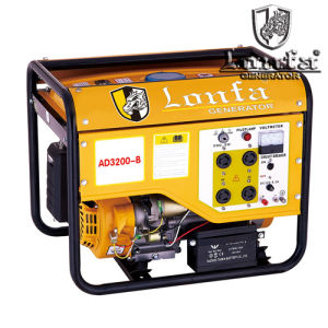 2kw Portable Kobal Design Power Gasoline Generators for Egypt Market pictures & photos