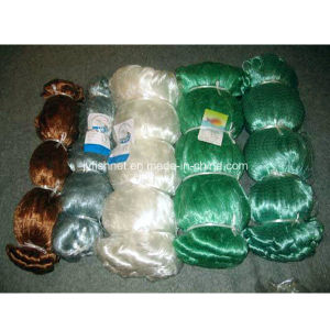 Different Types of Green Nylon Fishing Net