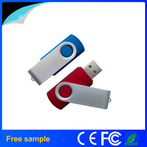 High Quality Classical Swivel USB Flash Drive with Free Sample pictures & photos