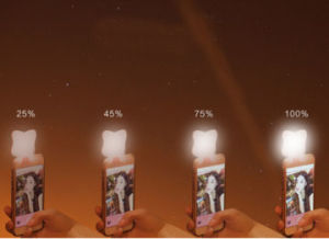 Fill Night Light with Emergency Charge for Mobile Phone Light pictures & photos