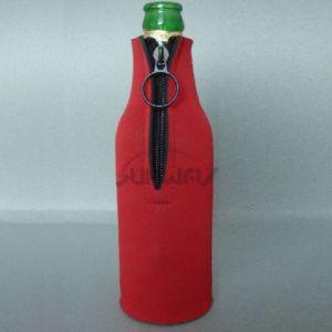 Custom Printed Insulated Neoprene Beverage Beer Bottle Sleeve (BC0003) pictures & photos