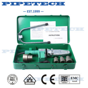 Digital PPR Plastic Pipe Socket Welding Machine 260-300 Degree pictures & photos