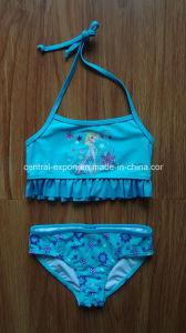 Cartoon Print Girl Swimwear pictures & photos
