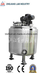 Stainless Steel Mixing Tank for Liquid pictures & photos