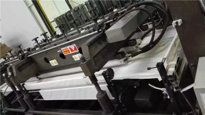 Second Hand Full Automatic Bag Cutting and Sewing Machine