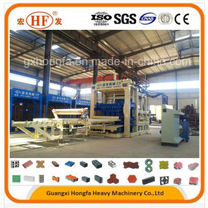 Automatic Hollow Block, Paver, Interlock Brick Making Machine pictures & photos