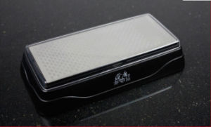 Double Sides Electroplated Diamond Knife Sharpening Stone Whetstone pictures & photos