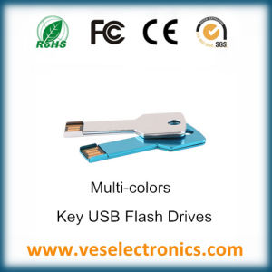 Metal USB Key Pendrive USB Flash Gadget pictures & photos