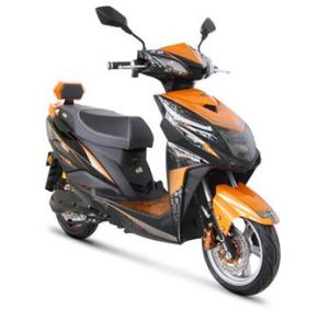 1000W Powerful Lead-Acid Battery Electric Motorbike (FY-2) pictures & photos
