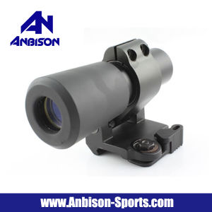 Acm 2X Magnifier with Side Flip Mount pictures & photos