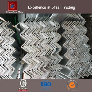 Hot Dipped Galvanized Mild Steel Angle Section (CZ-A74) pictures & photos
