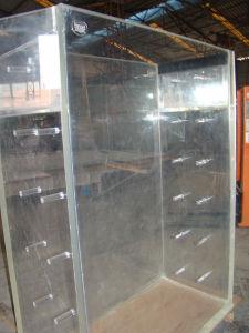 China acrylic tank manufacturing china acrylic glass for Atm fish tank