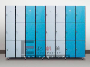 Phenolic Compact Laminate Cabinet for Changing Room, School, Supermarket, Hotel pictures & photos
