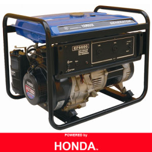Movable Home Use Gasoline Generator pictures & photos